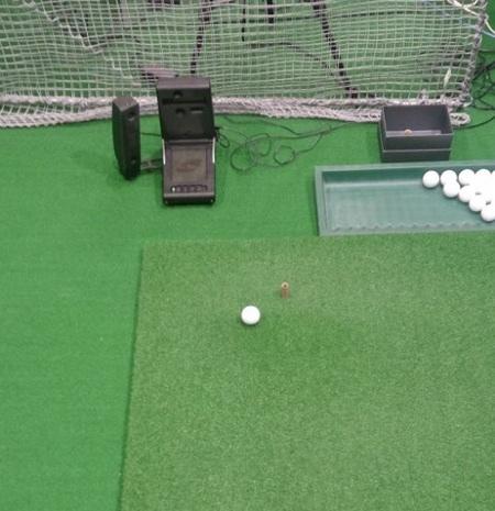 GC2 ボールの置き場所