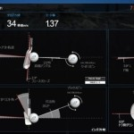 ヘッド軌道計測システム「HMT」で、スイングの再点検を